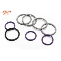 China Grey Good Elongation EPDM O Ring Washer For Auto Brake Systems wholesale