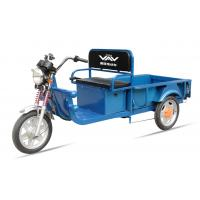 China 700W Electric Assist Tricycle , Aowa Heavy Duty Adult Tricycle Speed 30Km / H wholesale