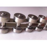 China Stainless Steel 304 Roller Conveyor Chain For Power Transmission ANSI Standard wholesale