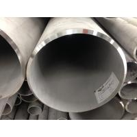 China 2750 Super Duplex Stainless Steel Pipe / SS Tube With Beveled Ends ASME A530 A450 wholesale