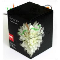 China Coated Paper Custom Printed Corrugated Boxes For Scented Candle Packaging wholesale
