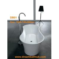China Solid surface bath tub wholesale