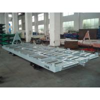 China 15T Carrying Capacity Airport Baggage Dollies 691 x 265 cm Platform Dimension wholesale
