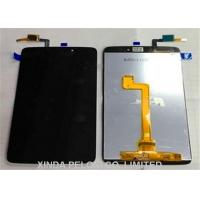 China 3-5 Inch Phone LCD Screen Digitizer Touch White Black Retina Display Rectangle wholesale