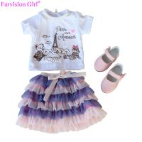 China Wholesale doll cloth toy accessories for girl doll baby dress girl colorful cloth set wholesale