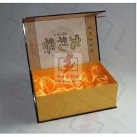 China Luxury Candle Packaging Boxes Storage Personalized with PVC Window wholesale
