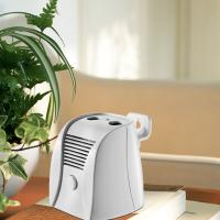 China Home Dual Electronic Air Purifier With Ion And Ozone Room Air Purifier on sale