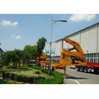 China XCMG 20ft Container Side Lifter With Max 37 Tons Load Capacity wholesale