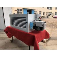 China Durable Waste Motor Oil Heater 1100 X 550 X 550 Millimeter Filter System wholesale