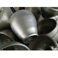 Buy cheap Stainless Steel Reducer Butt Welded Pipe Fittings WP348H 1/2'' SCH40s from wholesalers