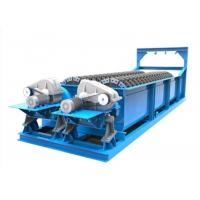 China Professional Double Spiral Ore Washing Machine High Degree Cleanness wholesale