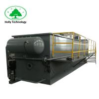 China Units DAF Machine , Dissolved Air Flotation Filtration  In Wastewater Treatment For Sewage Plant wholesale
