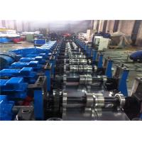 China Parking Management Metal Roll Forming Machine 220v GCR15 Roller For Car Safety wholesale