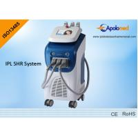 Apolomed IPL SHR machine for pigment and acne treatment reduce wrinkles