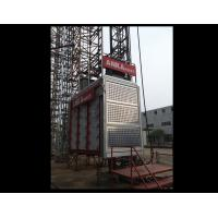 Buy cheap VFC Control Construction Hoist 40 M / Min Lifting For High Rise Building / from wholesalers