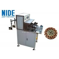 China External Armature Automatic Ceiling Fan Winding Machine Two Working Station wholesale