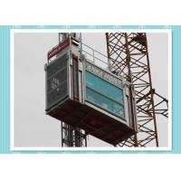China High Performance Construction Hoist Elevator For Bridge / Tower wholesale