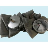China Professional Fiberglass Filter Bag / Cement Dust Collector Bags Customized Size wholesale