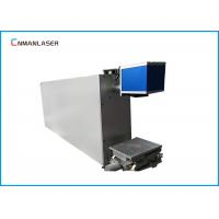 Buy cheap High Efficiency 20w Metal Laser Marking Machine Single Phase With 20KHz~30KHz from wholesalers