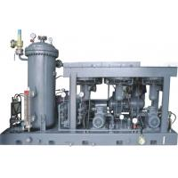 China Water Cooled Industry Process Gas Screw Compressor for Flammable Gas wholesale