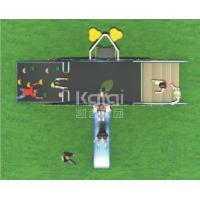 Quality Chinese famous mythology figure structure PE out door playground for kids for sale