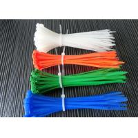 Buy cheap Colorful Nylon Tie Wraps Operating Temperature -35 To 85℃ For Various Applications from wholesalers