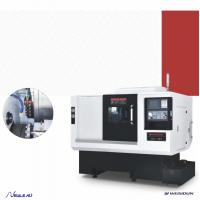 Quality Y - Axis Cnc Turning Machine , Cnc Turning Machine With High Efficiency for sale
