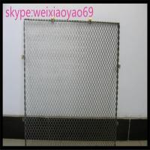 China expanded metal sheet price/12*13 expanded metal/ black expanded metal mesh/expandable aluminum sheet wholesale
