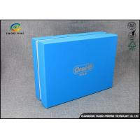 China Luxury Cardboard Apparel Packaging Box With Logo Printed / Shirt Packaging Boxes wholesale