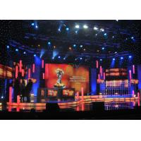 China Commercial Hanging LED Display 17222 Dots / Sqm LED Video Screen Rental wholesale