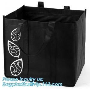 China shopping bag Non Woven Silkscreen Bags PP Non Woven Bags PP Woven Laminated Bags Cotton Bag RPET Bags Metallic Laminated on sale