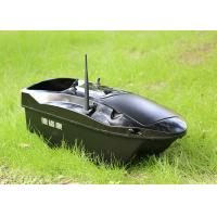 China DESS Autopilot bait boat rc model battery power and ABS plastic type Black Upper Hull Color on sale