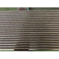 China Annealed Nickel Alloy Pipe , Hastelloy C 276 Seamless Galvanized Steel Pipe DIN 2.4819 wholesale