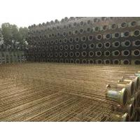 China Carbon Steel Baghouse Filter Bag Cages High Strength Customized Size wholesale