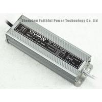 Constant Voltage Waterproof Led Power Supply / 12v Dc Power Supply For Led Lights