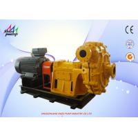 Buy cheap 150 ZGB High Head Horizontal Centrifugal Slurry Pump Large Pressure Multi - from wholesalers