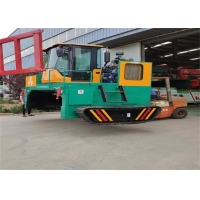 China Heap Width 4600mm 179kw  2400m³/H Compost Turning Machine wholesale
