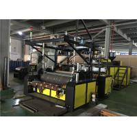 Buy cheap Three Layers Plastic Air Bubble Film Making Machine With LDPE Raw Material Model from wholesalers