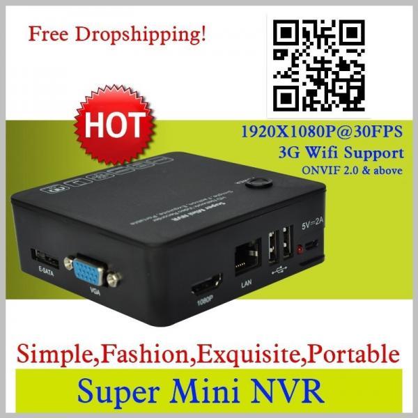 SUPER MINI NVR Network Digital Video Recorder with ONVIF2 ...