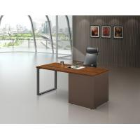 China Custom Size Office Manager Desk Charming Color Surface Commercial Furniture wholesale
