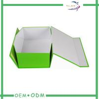 China Magnetic Closure Paper Gift Boxes , Flat Folding cardboard boxes for gifts on sale