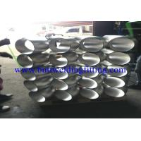 Buy cheap White Silver Stainless Steel Elbow 90 Degree Pipe Fitting Elbow from wholesalers