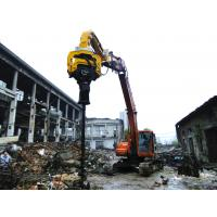 China VS250 Construction Mini Integrated Vibratory Hammer Pile Driving Equipment on sale
