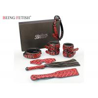 Quality Being Fetish Beginner's Bondage Fantasy Kit Perfect for Couple Play for sale