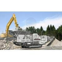 Buy cheap Primary Mobile Jaw Crusher / Mobile Impact Crusher / Crushing Plant from wholesalers