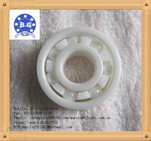 China high speed Ceramic Ball Bearing For valve & pump , P5 V1 Z2 wholesale