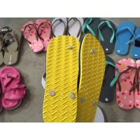 Men Used Shoes Wholesale Rain Season Used Shower Slippers Mixed Color