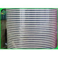 China 60 and 120 gsm drinking straw paper rolls in white black and 1 - Color printing wholesale