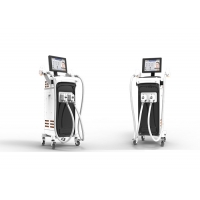 China 4k Big Screen 1.2kw Fda Portable Diode Laser Hair Removal Machine wholesale