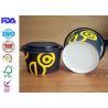 China Hot Sale Disposable Custom Printed Take Away Kraft Paper Salad Bowl wholesale